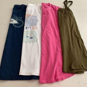 Gap girls T-shirt bundle